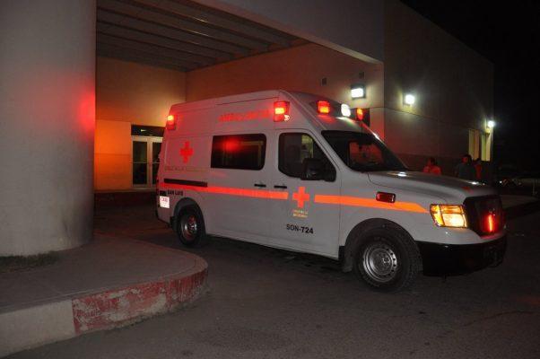 Hombre baleado escapa del hospital