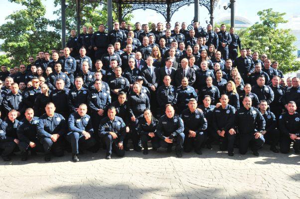 Seguiré brindando apoyo a los policías de Sonora: CPA