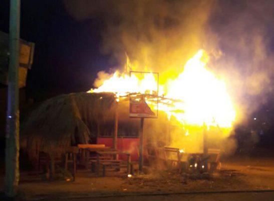 Sofoca bomberos incendio en La Ramadita
