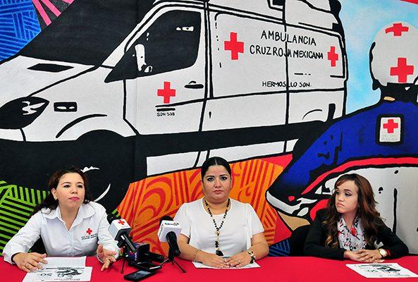 Abre Cruz Roja clínicas de nutrición y sicología