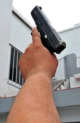 Exhortan a denunciar disparos de armas