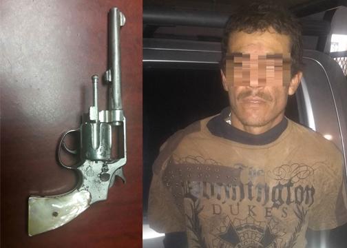 Detienen a persona armada en Bahía de Kino