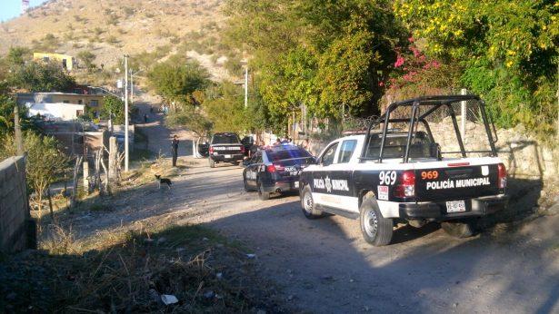 Reportan balacera en la colonia San Luis, hay un lesionado