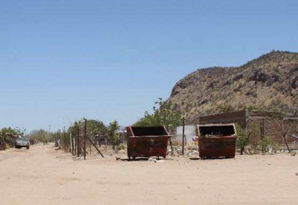 Reportan al 911 un encobijado en invasión Las Cuevitas