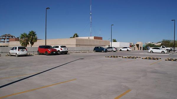 Comienza hoy a operar estacionamiento de la FGJE