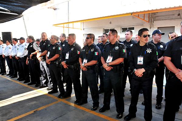 Capacitarán a agentes policiales en desarrollo humano