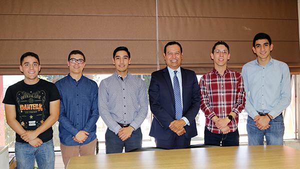 Estudiantes del ITH promueven proyectos
