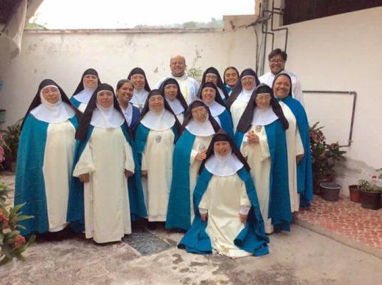 Despojan de auto a monjas del Monasterio de Betania