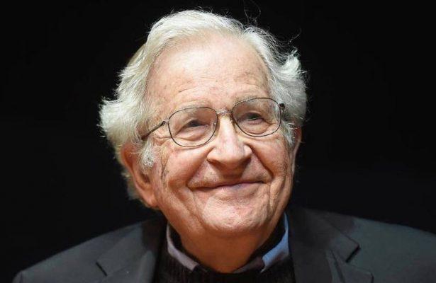 Brindará Noam Chomsky seminario el línea para Colson