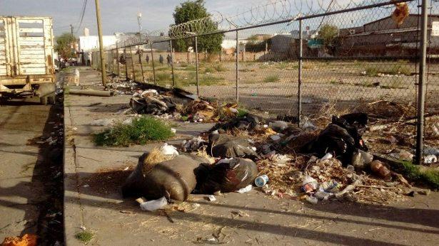 Sancionan a 80 dueños de predios sucios en Hermosillo