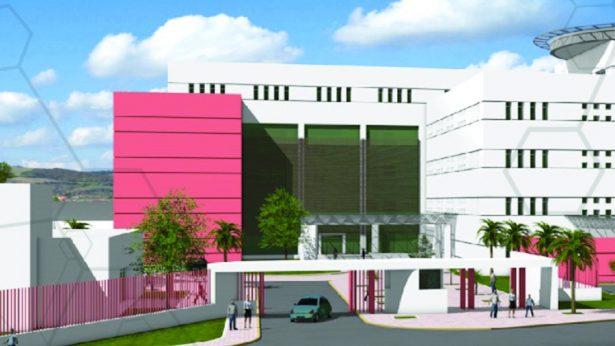 Serán 5 las empresas quienes construirán nuevo Hospital de Especialidades
