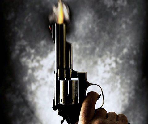 Disparos al aire causan lesiones