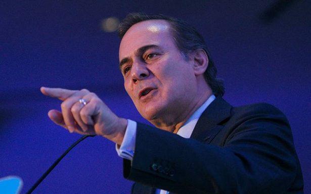 Consejo Coordinador Empresarial rechaza candidatura de Napoleón Gómez Urrutia al senado