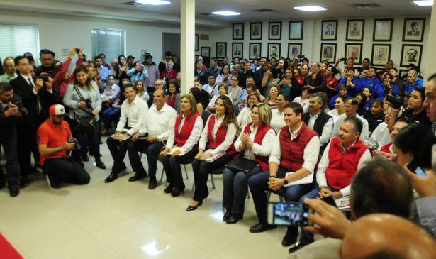 Afilan partidos sus candidatos para elecciones en Sonora