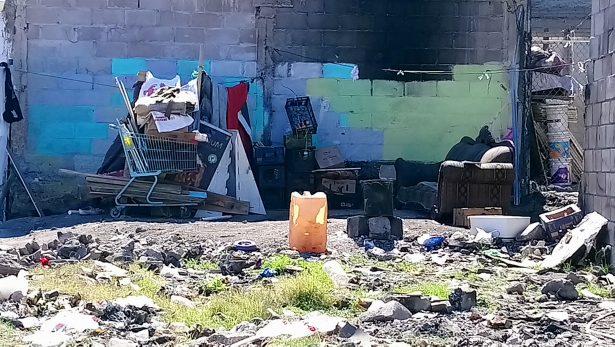 Son indigentes un problema cotidiano en la Nuevo Hermosillo