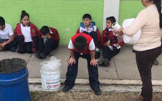 Intoxicación masiva: niños terminan en hospital por ingerir alimentos en mal estado