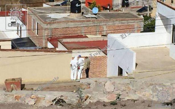 Joven discute con su familia y los asesina a balazos, en Guanajuato