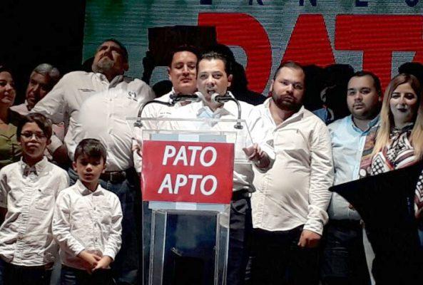 """Inicia precampaña Ernesto """"Pato"""" de Lucas"""