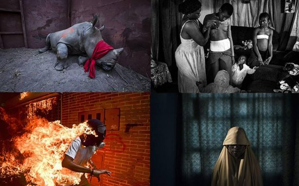 Estas son las imágenes nominadas al World Press Photo