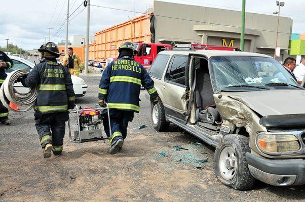 Accidentes viales son culpa de los ciudadanos: alcalde
