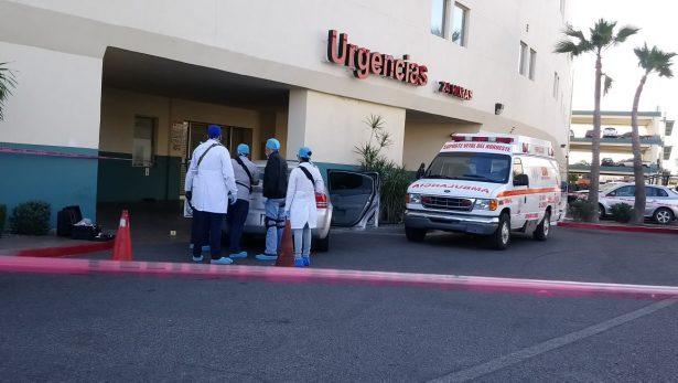 Balacera termina en hospital privado del bulevar Morelos