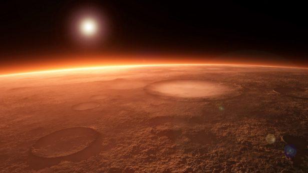 Radiación solar, clave de que Marte sea desértico