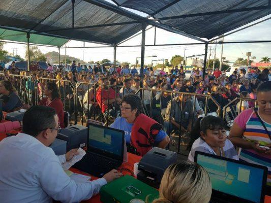 Invitan a vecinos del Sur de la ciudad a regularizarse con pagos de Aguah