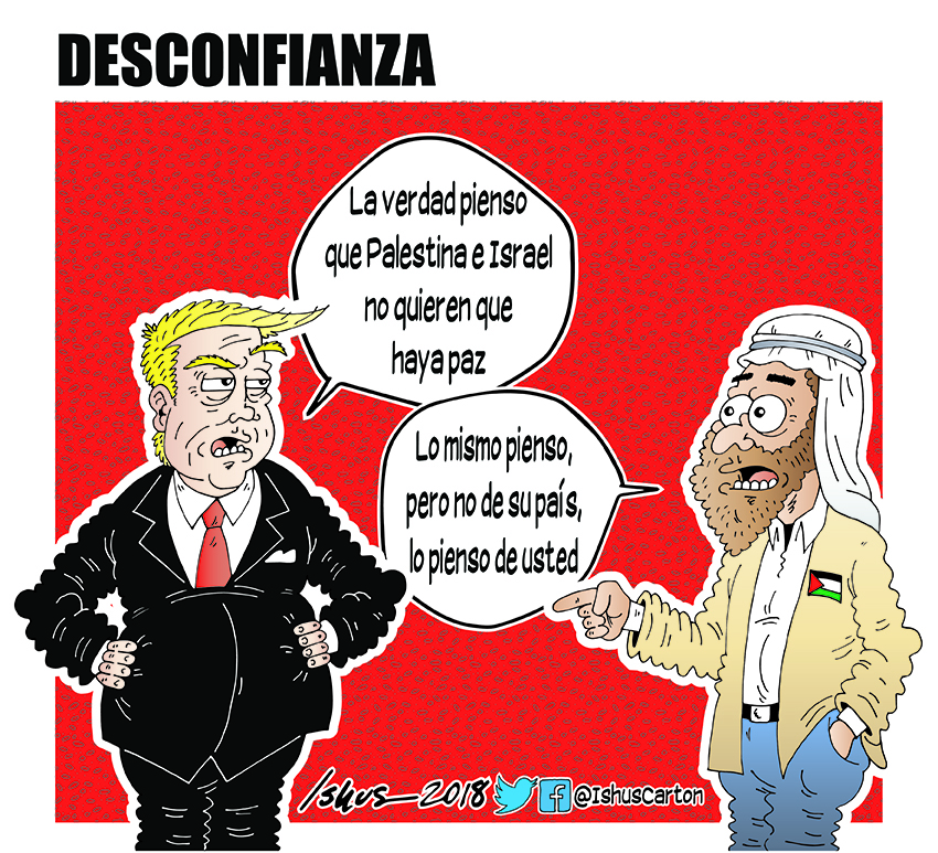 CARTOON LUNES 12 FEBRERO 2018