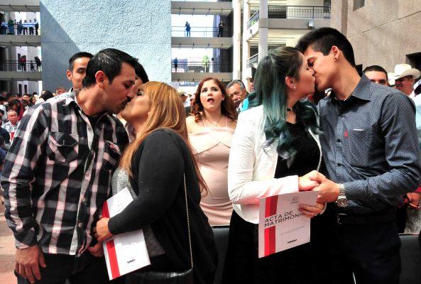 Aún quedan espacios para boda colectiva en Hermosillo