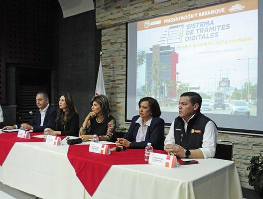 Ayuntamiento presenta nuevo sistema digital para trámites