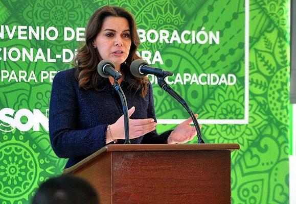 Apoya DIF a Sonora a cumplir a la CNDH