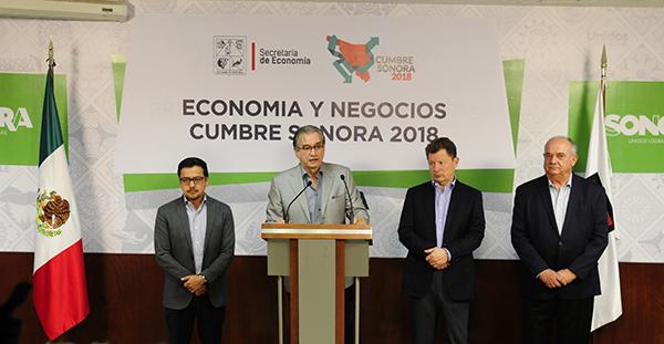 Afinan detalles para Cumbre Sonora 2018