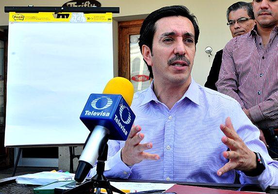 Deberá el IEE investigar impugnación a Barraza