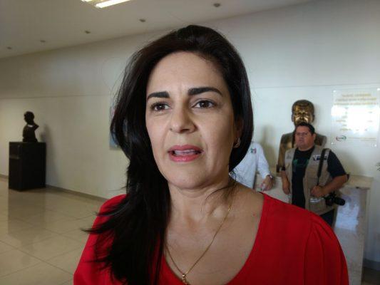 Julissa Bojórquez suplirá a Sylvana Beltrones