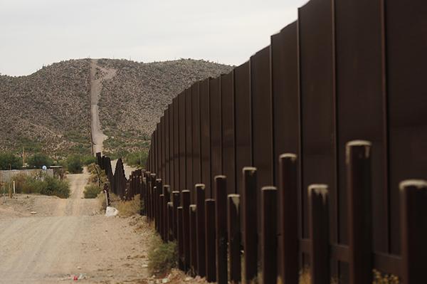 Peligra religión por muro fronterizo