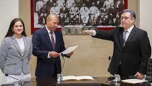 Toma protesta nuevo presidente de la Comisión Estatal de Derechos Humanos