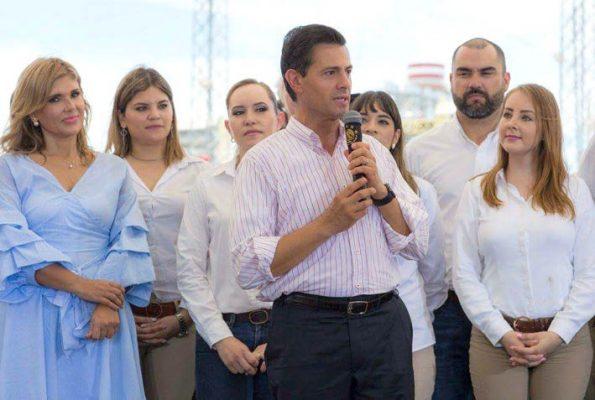 Enrique Peña Nieto podría visitar Sonora