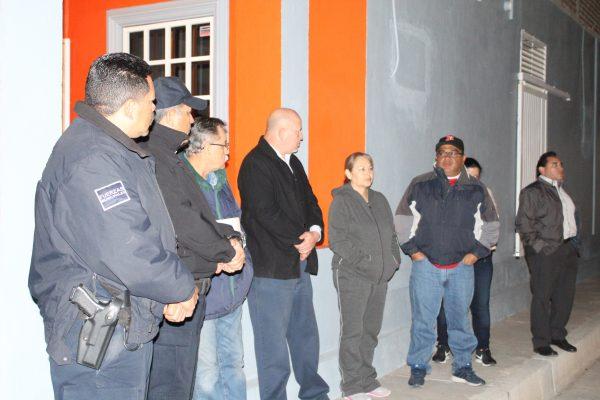 Agradecen vecinos de Las Lomas a policía municipal