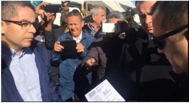 Deportan a Roberto Romero ex secretario de gobierno de Sonora
