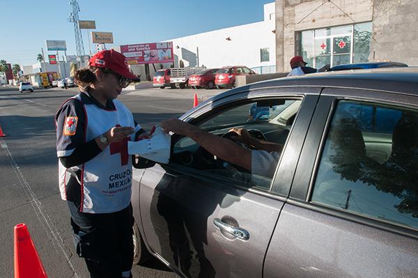 Inicia Cruz Roja su colecta anual