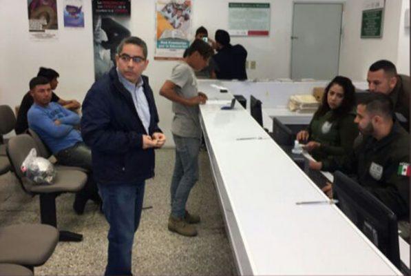 Deporta EU a Roberto Romero, exsecretario de Padrés