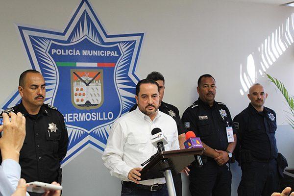 Reforzarán seguridad en fuerzas policiales