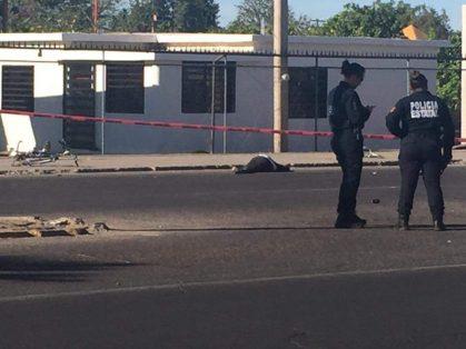 Muere otro ciclista atropellado en García Morales y Quiroga