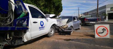 Accidentes viales dejan 4 lesionados