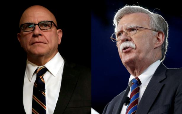 Trump reemplaza a su consejero de Seguridad por John Bolton