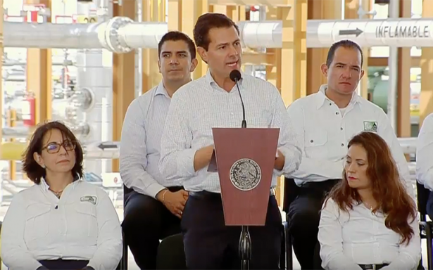 Cancelar la reforma energética será condenar a México: EPN