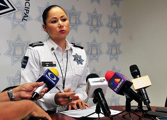 Registra Policía Municipal un fallecido y 7 lesionados
