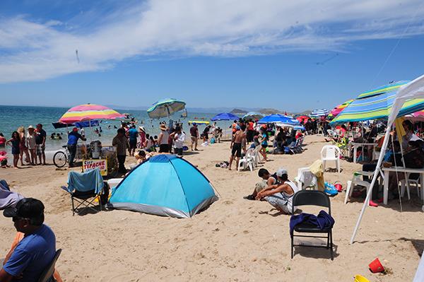 Turistas dejan casi 20 mdp durante este fin de semana