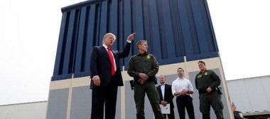 Si no se construye el muro habrá caos: Donald Trump