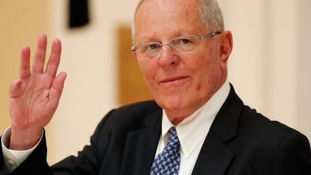 Congreso de Perú acepta renuncia del presidente Pedro Pablo Kuczynski